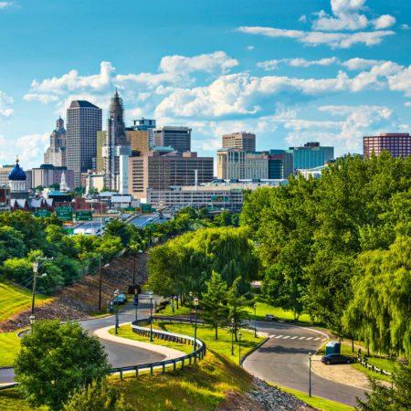 Hartford skyline harding development group